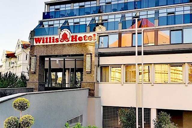 Willis Hotel Business & Wellness Zalaegerszeg