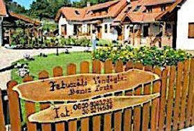 Faluszéli Vendégház Boncz Porta Nagyrákos az Őrség szívében