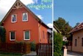 Szajki-tavak Apartman Heni vendégház téliesített kiadó