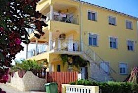 Horvátországi tengerparti gyermekbarát apartmanok kiadók