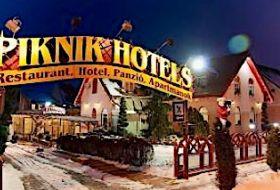 Jó időben, rossz időben, mindig Piknik Wellness Hotel
