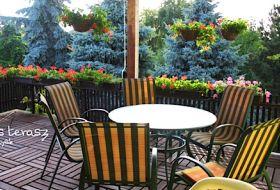 A Tisza-tónál tiszafüredi vendégházban 2-4 ágyas szobák kiadók