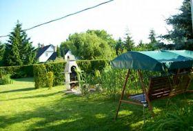Balatonfenyvesi nyaralás tetőteres nyaraló kiadó 6-13 főig