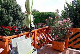 Közel a Balatonhoz két hálószobás 4 fősapartman kiadó