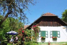 Farkasfán az Őrségben kiadó 5 fős vendégház, igazi falusi szállás