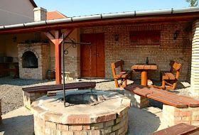 8 fős falusi vendégház Tokajhegyalján, Tállyán