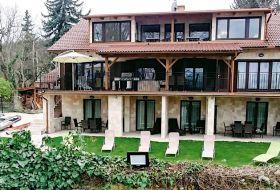 Duna-parti Apartmanház Leányfalu