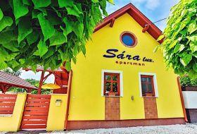 Sára-Lux Apartman Nyárliget Sarród