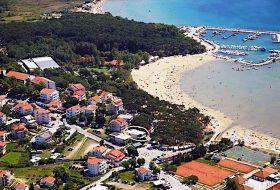 Apartments Ruza-Rajska beach Lopar, Horvátország