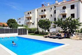 Hotel Mediteran Zadar, Horvátország