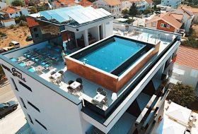 Hotel Scala dOro Vodice VODICE Srima, Horvátország