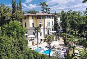Hotel Villa Astra Lovran, Horvátország
