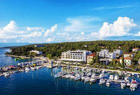 Luxury Hotel Riva Malinska, Horvátország