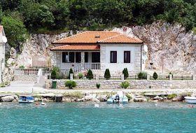 Nyaralóház A Tenger Mellett, Labin Plomin Luka, Horvátország