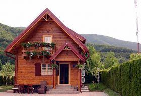 Kuća za Odmor Ena Korenica, Horvátország