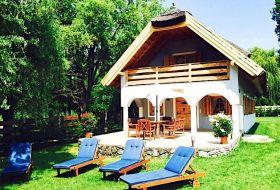 Balaton Rustic Guesthouse Badacsonytördemic