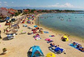 Horvátország, Vir szigeten kiadó a strandtól 200 m-re