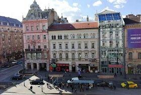 Bauhaus Astoria Hostel Budapest