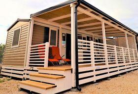 Közvetlen tengerparti mobilházak Sukosanban