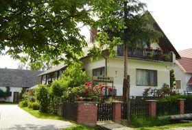 Ágnes vendégház Szennában Kaposvártól 8 km-re a Zselic kapujában