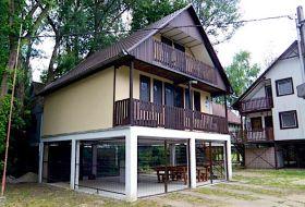 Bartha nyaraló 4 szobás 10 férőhelyes ház kiadó Gergelyiugornyán