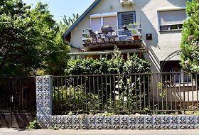 Balatonszárszó családias környezetben külön bejáratú 4 fős apartman