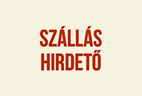 Nyaralóban 2 apartman kiadó a Zsóry-fürdőtől 5 percnyi sétára